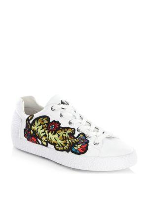 Niagara Round Toe Sneakers