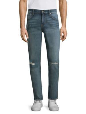 Paxtyn Skinny Clean Pocket Jeans 0400095440815