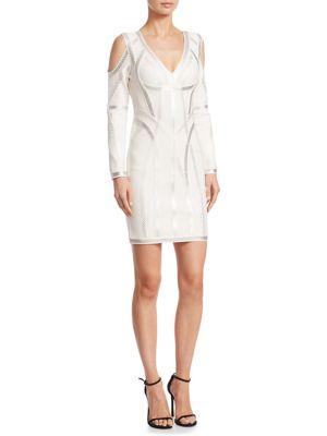 Hayden Cold-Shoulder Dress