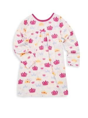 Little Girl's & Girl's Coronation Dreams Night Dress