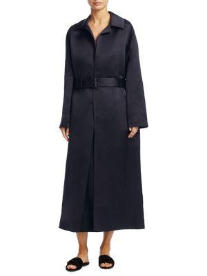 Silk Luster Coat