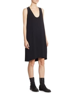 Sandrina Scoopneck Dress