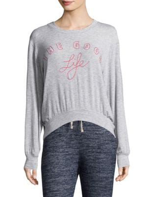The Good Life Sweater