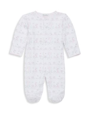 Baby's Cotton Nature's Nursery Footie