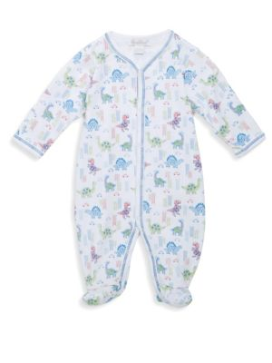 Baby's Cotton Downtown Dino Footie