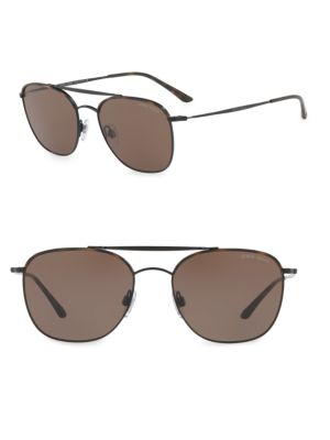 54MM Aviator Sunglasses