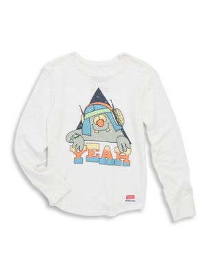 Toddler's, LIttle Boy's & Boy's Long Sleeve Tee