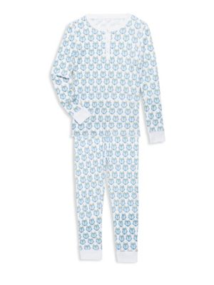 Toddler's, Little Girl's & Girl's Chick Two-Piece Franklin the Wolf Pajamas