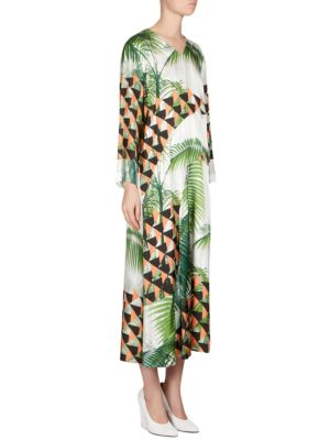 Palm Tree Dress