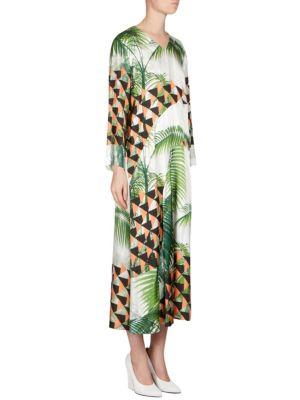 Palm Tree Dress