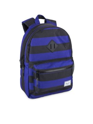 Heritage Stripe Backpack