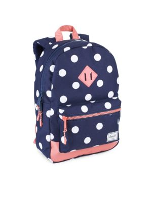 Heritage Polka-Dot Backpack