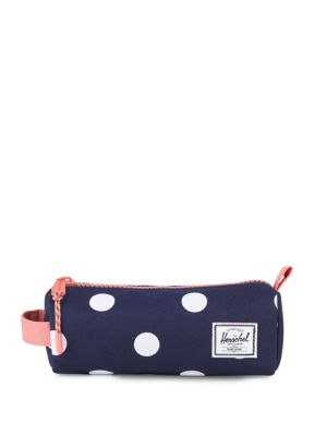 Polka-Dot Pencil Case