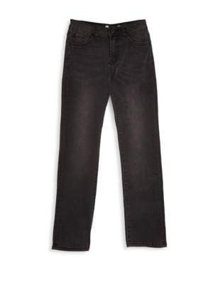 Little Boy's, & Boy's Skinny Denim Jeans