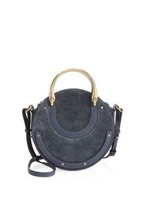 CHLOÉ Pixie Small Leather Crossbody