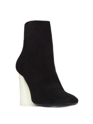 Kylerhigh Suede Booties