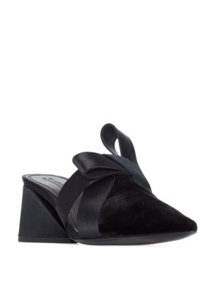 Blanche Point Toe Mules