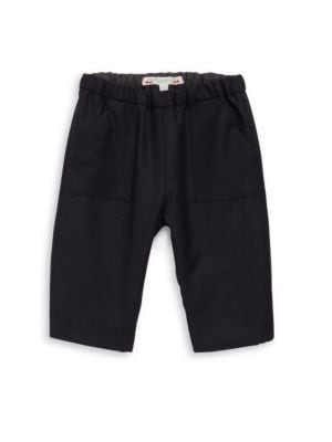Baby's & Toddler's Elasticized Wool Pants