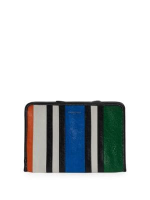 Bazar Mini Stripe Pouch