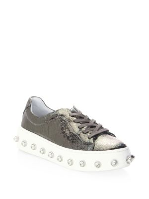 Lumara Leather Sneakers