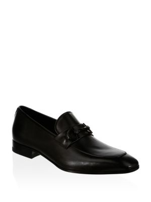 Cremona Leather Bit Loafers