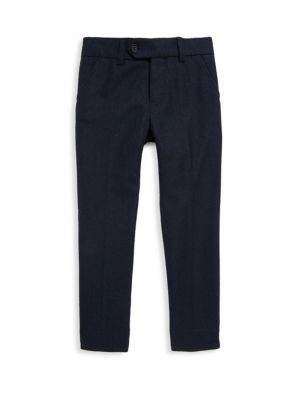 Toddler's, Little Boy's & Boy's Tailored Pants