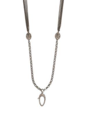 Diamond Multi-Strand Necklace/32