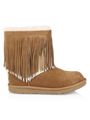 Little Kid's & Kid's Sheepskin Boots