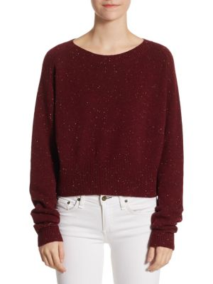 Relaxed Cashmere Sweater