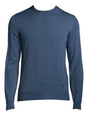 Girocollo Cotton Sweater