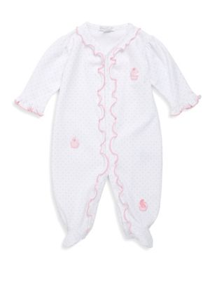 Baby's Craving Cupcake Cotton Footie