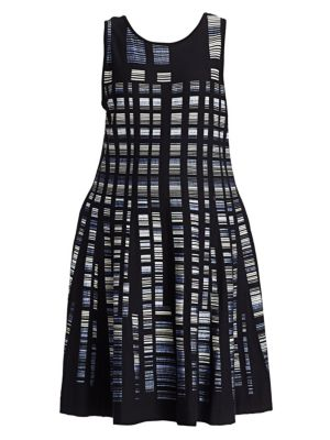Crystal Cove Knee-Length Dress
