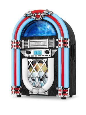 VICTROLA Nostalgic Desktop Bluetooth Jukebox