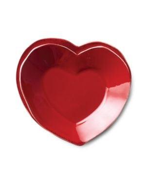 Lastra Stoneware Heart Shape Dish
