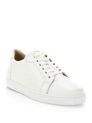 Vieira Leather Sneaker