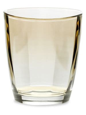 Handcrafted Double Old Fashion Glass