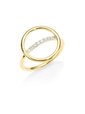 Affair Halo Diamond Ring