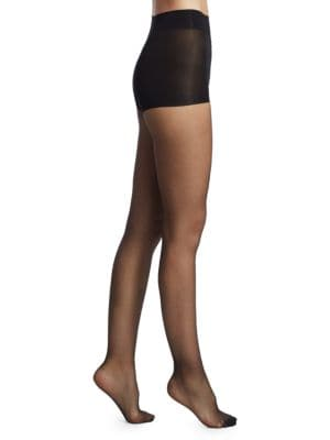 Massaging Sheer Tights