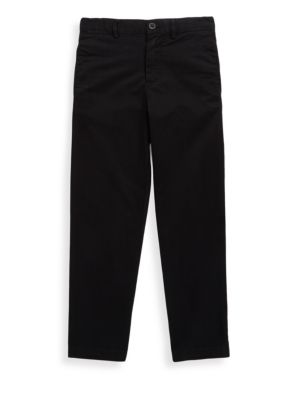 RALPH LAUREN | Little Boy's & Boy's Slim Fit Cotton Chino Pants | Goxip