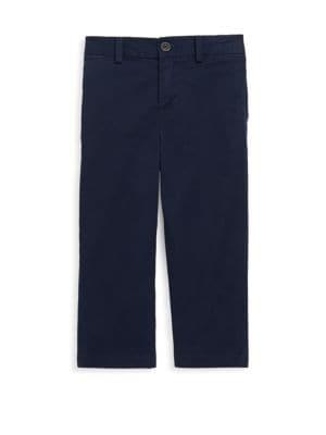 Baby's Basic Cotton Chino Pants