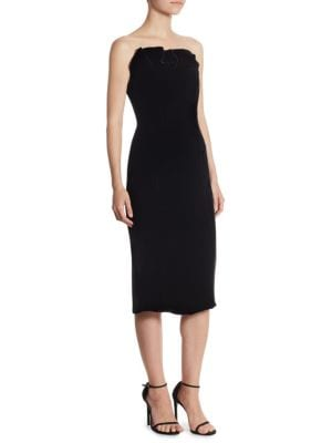 Marceau Velvet Midi Dress