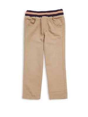 Baby's, Toddler's & Little Boy's Ethan Elasticized Pants