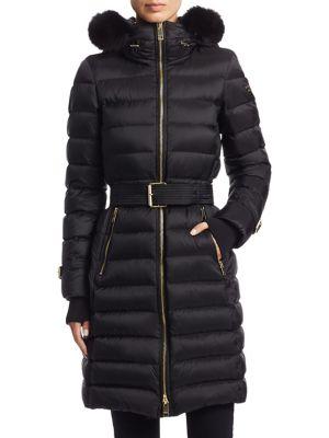 Puffer Parka Coat