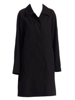 Camden Cotton Collared Jacket