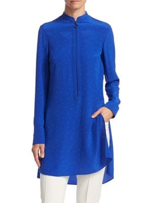 Silk Pearl Tunic by Akris punto