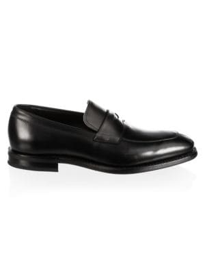 Parham Leather Penny Loafers