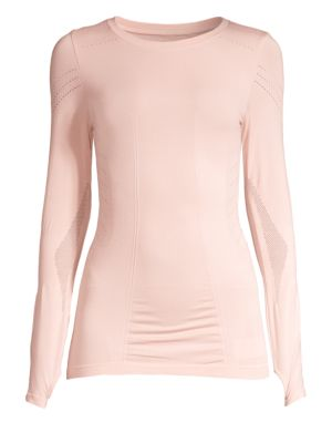 Long-Sleeve Magnetic Top