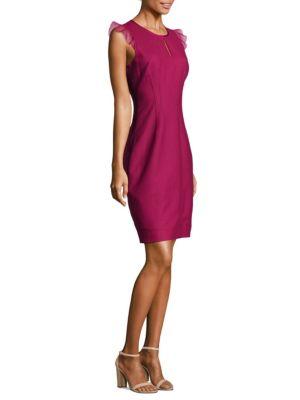 Deloria Wild Printed Dress