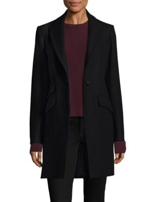Duchess Tailored-Fit Coat
