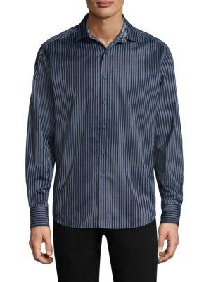 Marion Cotton Casual Button-Down Shirt